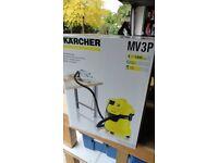 KARCHER MV3 P Wet & Dry Cylinder Vacuum Cleaner - (still in unopened box)