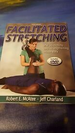 Facilitated Stretching 3rd edition - Robert E McAtee and Jeff Charland
