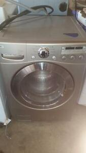 Alternative Appliances LG frontload washer