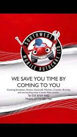 SOUTHWEST MOBILE AUTOCARE LTD. mobile mechanic