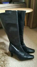 Next knee hight boots size 4