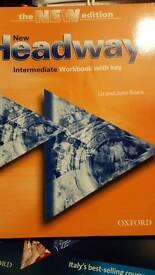 The New edition New Headway Intermediate Workbook