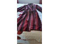 Gents dressing gown. New and never worn. M&S size large