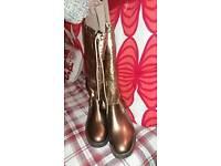 Boots size5 /38 designer