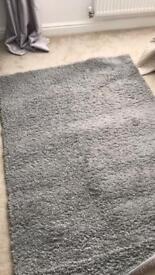 NEXT grey rug