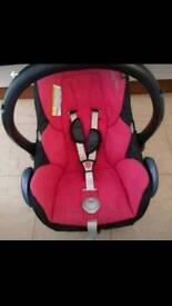 ***FREE*** Baby car seat