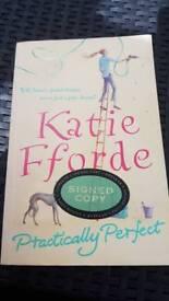 Katie fforde. Practically perfect novel