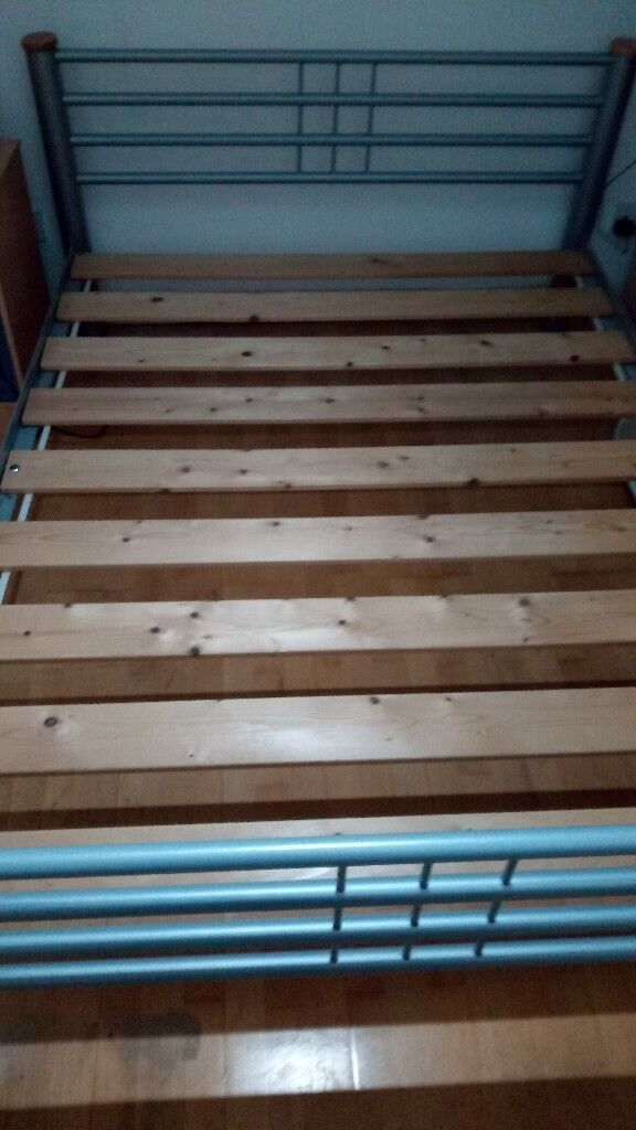 Double Bed Frame - Free