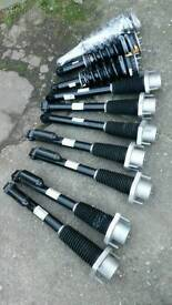Job lot new genuine shocks for land rover never been used