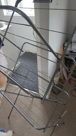 Clothes airer/drying rack