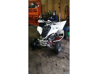 YAMAHA RAPTOR 700R.. GYTR EDITION.. ROAD LEGAL QUAD