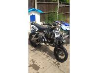 Thumpstar pit bike pitbike dirt bike 140cc not 125 cc z155 160 stomp m2r