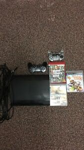 Ps3 good condition $130 ready to go