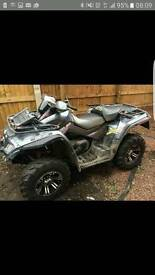 quad can am outlander 800 xt