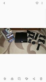 Sony playstation 3 console plus games and much more