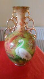 China vase. Antique,