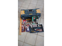 Irwin Tool Box, Hand Tools & Accessories