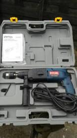 Ryobi ERH-600V Rotary Hammer Drill New