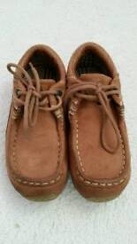 Ben Sherman boys shoes size 12 in very good condition.