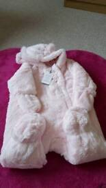 6 to 9 month snowsuit