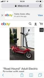 Looking for Adults E-Scooter
