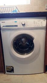 Zanussi Washing Machine Nearly New