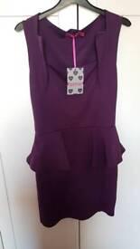 Boohoo dress BNWT size 10