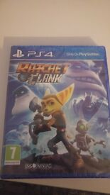 Ratchet & Clank (PS4) Brand New & Sealed
