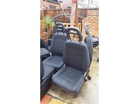 Iveco Daily driver seat