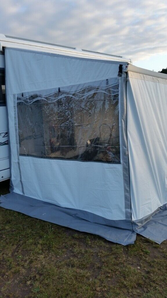 FIAMMA MOTORHOME AWNING SIDE PANELS ONLY. | in Southampton ...