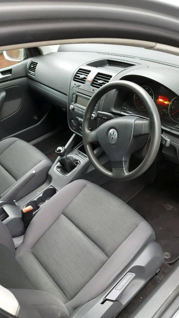 VW Golf 1.4 Petrol Manual for sale.