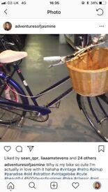 Stratton Vintage Bike,