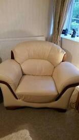 Sofa leather reduced from £495
