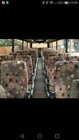 Seats bus