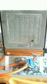 CALOR GAS HEATER (CATALYTIC ) FOR BOAT OR CARAVAN VERY COMPACT