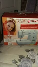 SINGER 1120 EDITION SEWING MACHINE. BRAND NEW AND BOXED