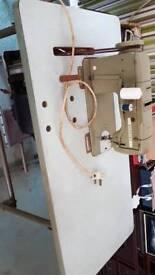 Swiss sewing machine