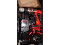 BLACK&DECKER cordless drill 14.4 V