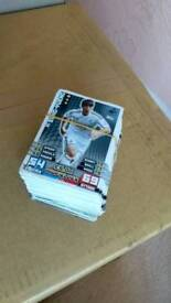 Match attack cards