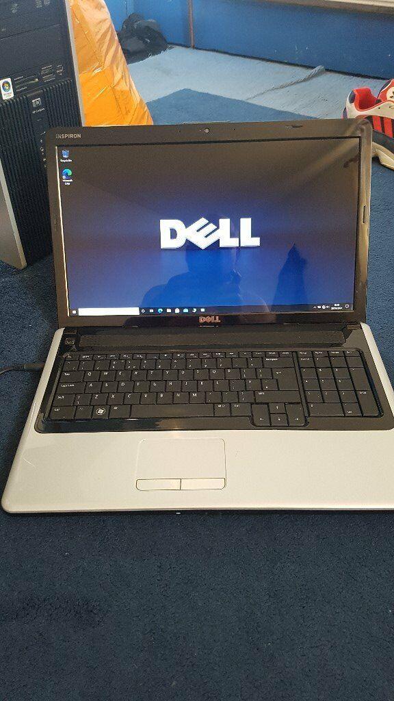 Dell Inspiron 1750 17.3inch Laptop   in Bishops Stortford, Hertfordshire   Gumtree