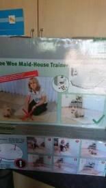 Puppy training mat