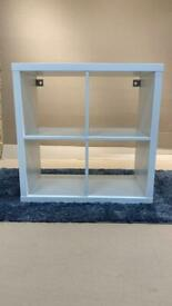 IKEA Southampton, KALLAX Shelving unit, white, 77x77 cm, WAS £25. #BargainCorner
