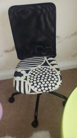 ikea rotating chair