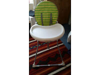 Mothercare High Chair as new £10 ono