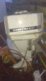 55 horse outboard engine