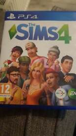Sims4, ps4 Game