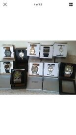Joblot Of 9 spirit watches ex display