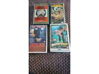 Ex rental VHS tapes