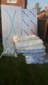 Insulation multi layer foil insulation