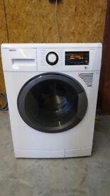 Beko WDA91440W 9kg Wash And 6kg Dry EcoSmart White Washer Dryer
